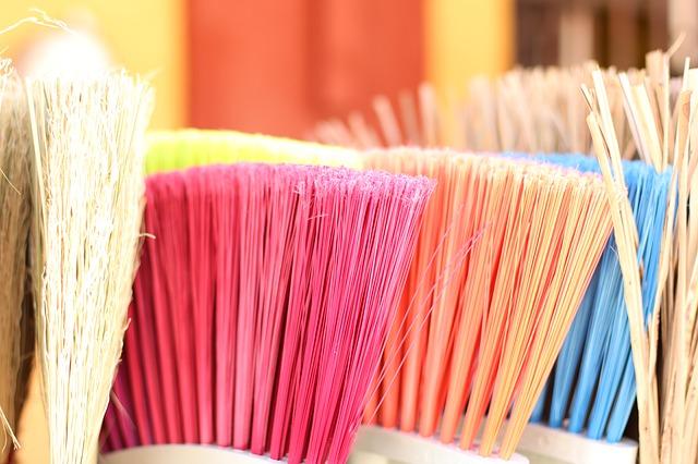 sprzątanie domów i mieszkań